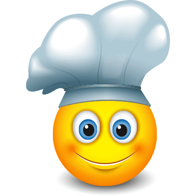 Happy Chef Smiley