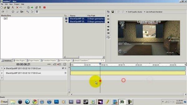 Wax Video Editor