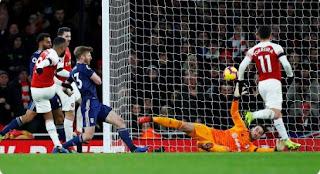 Arsenal vs Fulham 4-1 Video Gol & Highlights