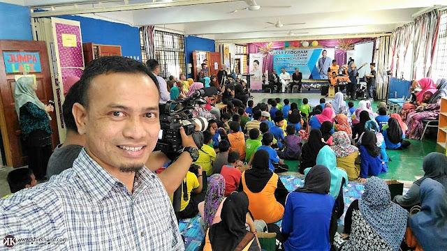 Program CSR Wan Nong Muzafar, Sekolah Bimbingan Jalinan Kasih Chow Kit,