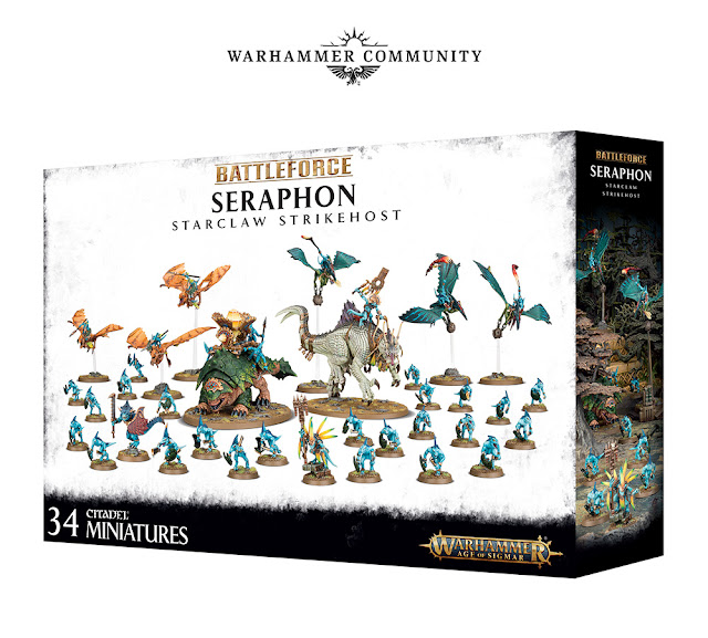 Battleforce Seraphon