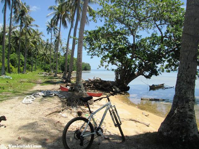 Pantai Nyamplungan Karimunjawa