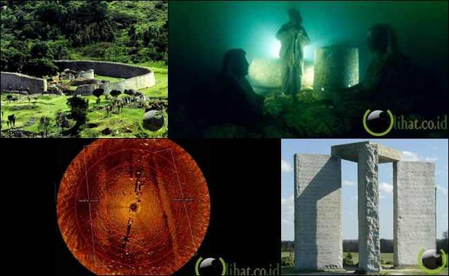 10 Monumen Misterius di Berbagai Belahan Dunia