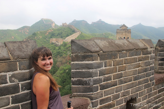 Day hike to The Great Wall of China