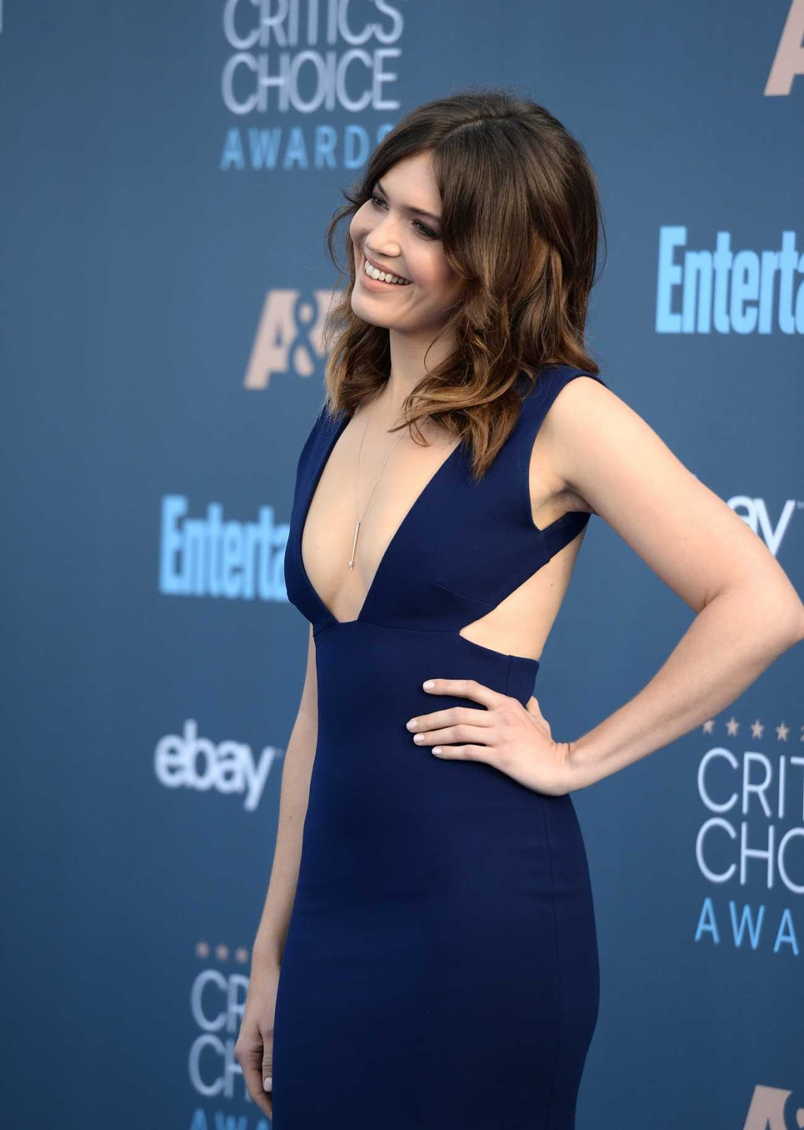 Mandy Moore – 22nd Annual Critics' Choice Awards