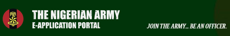 Nigerian Army DSSC Recruitment Shortlisted Candidate