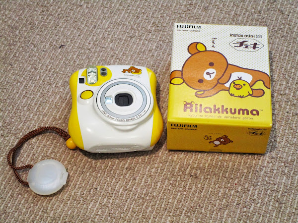 Fujifilm Instax Mini 25 - Rilakkuma Version