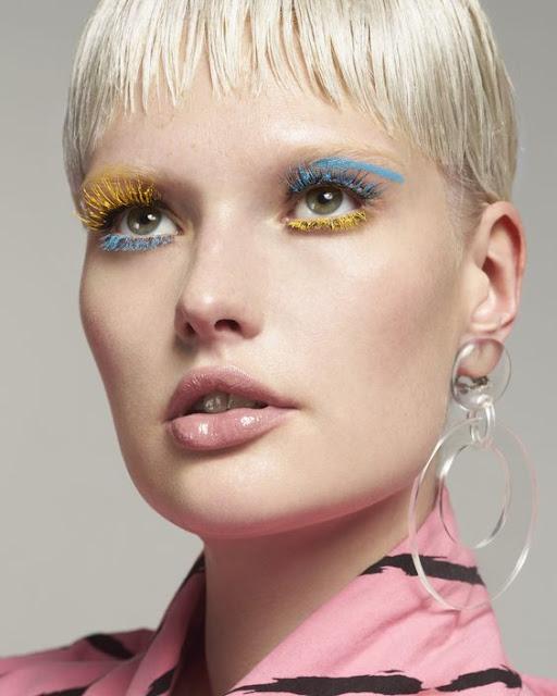 Maquiagem Carnaval simples