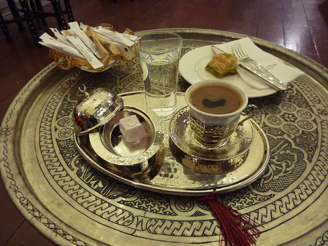Të fshehtat e të shijuarit të Kafes Turke