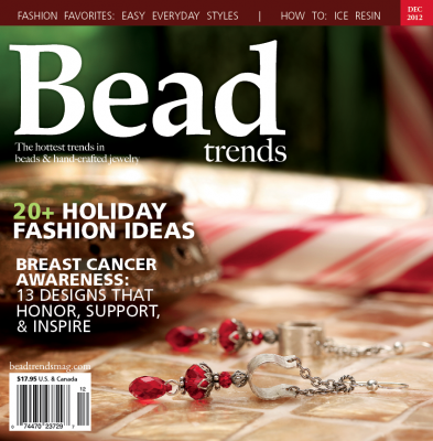 Bead Trends, Published in Dec 2012