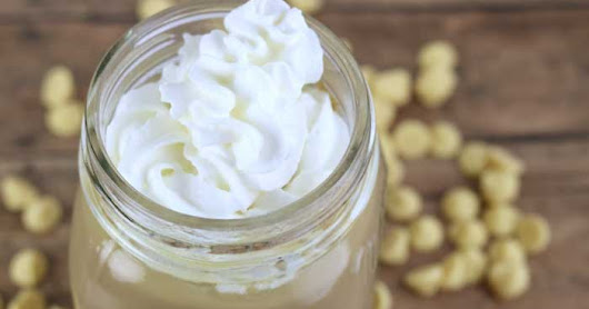 Skinny White Chocolate Mocha Recipe