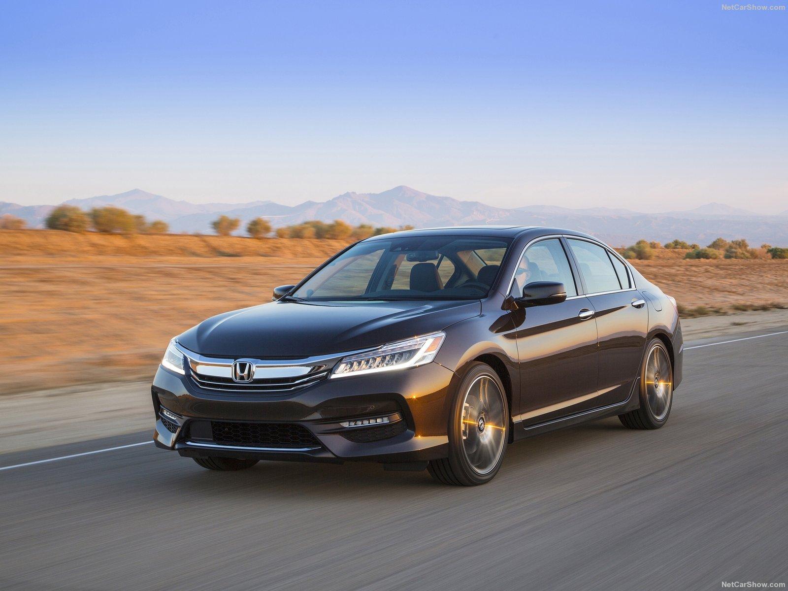 Honda Accord 2016-2-Best Selling Cars