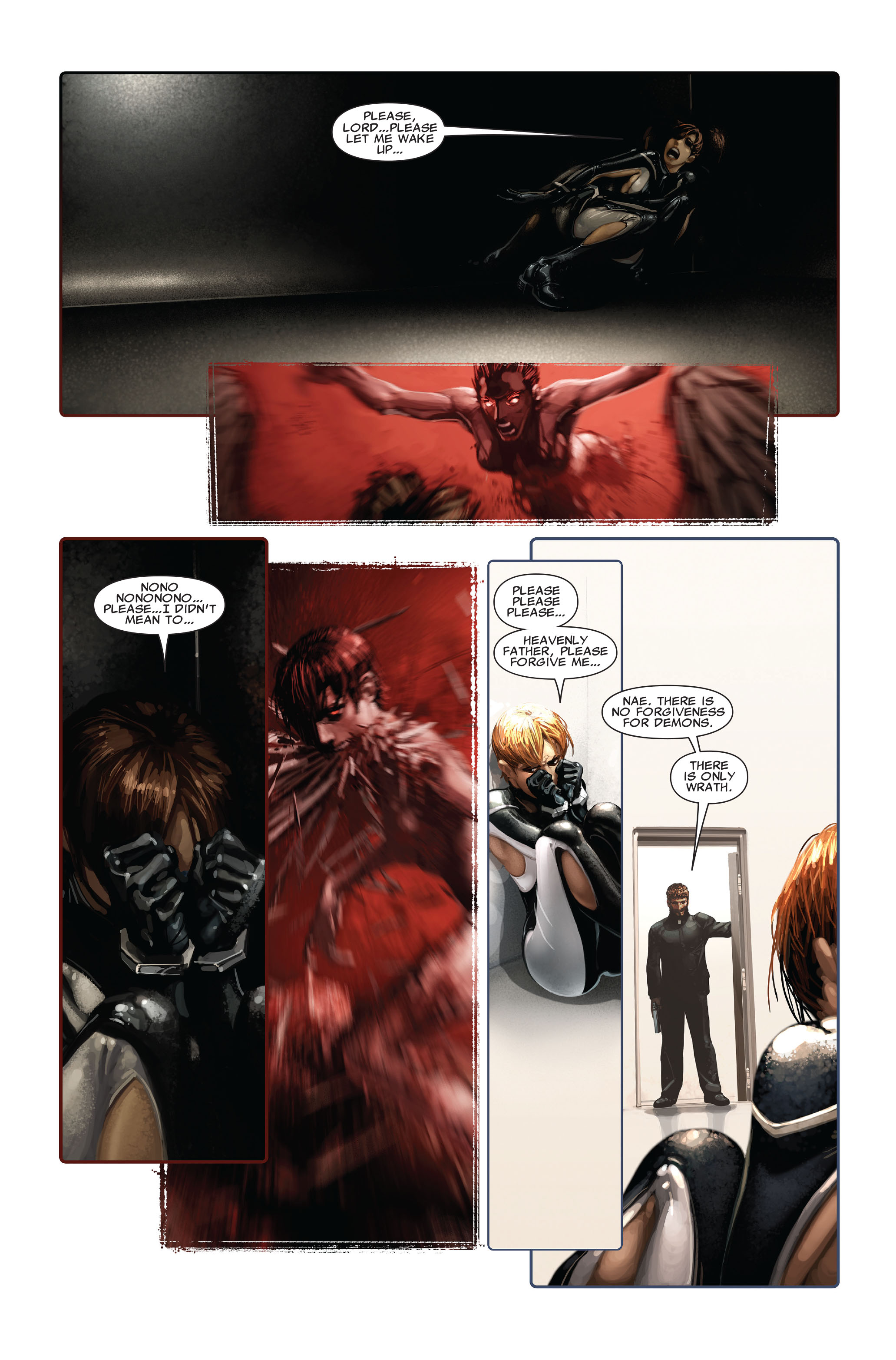 Read online X-Force (2008) comic -  Issue #5 - 12