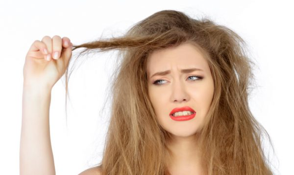 الشعر الهايش وكيف يمكن التخلص منه؟