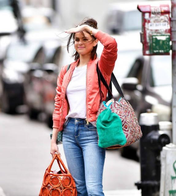 Singkirkan semua hal yang mengingatkanmu Selena Gomez