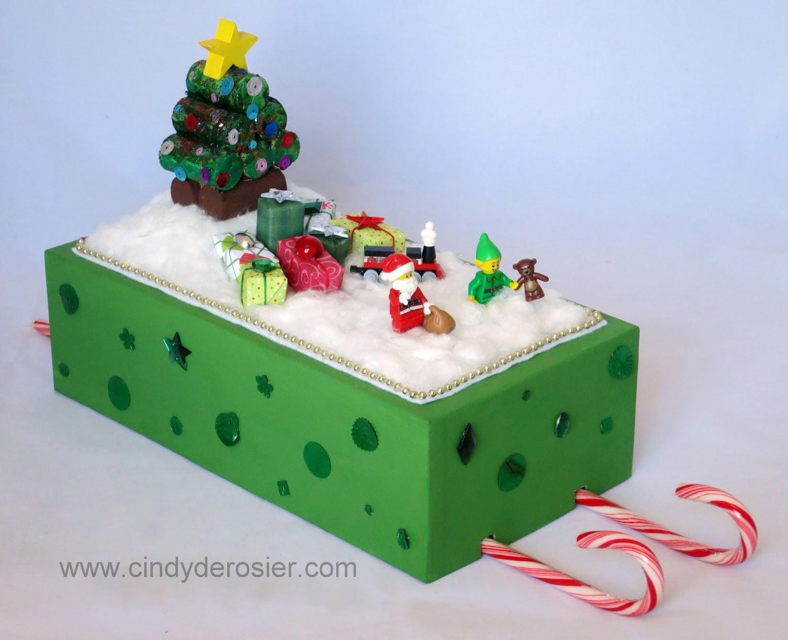 Crafts Using Shoe Boxes