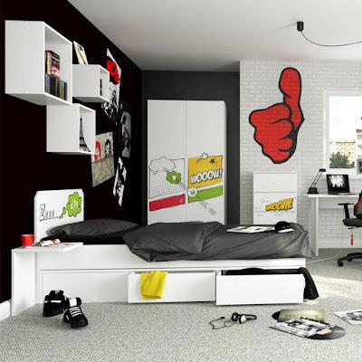 pat copii Comix-120x200 cm