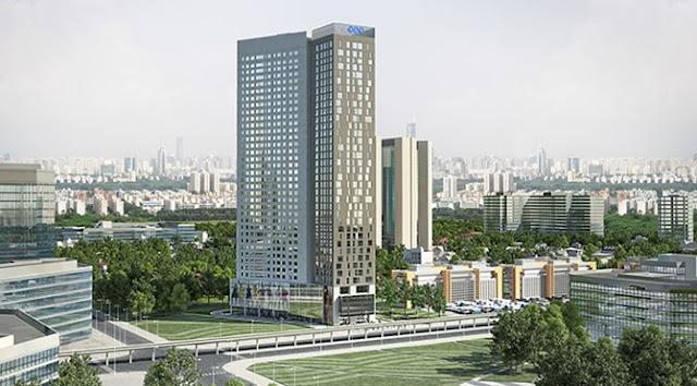 Phối cảnh tổng thểChung cư FLC Star Tower