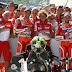 Ianone Menuntaskan GP Austria Sebagai Pemenang