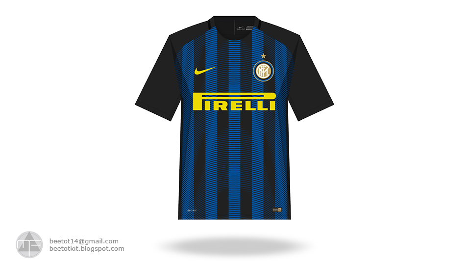 outlet store d3823 ab154 Beetot Kit: Inter Milan Kit 16/17