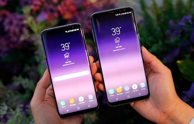 اخيرا احدث روم حتي الان لهاتف SAMSUNG Galaxy S6 +S6 edg