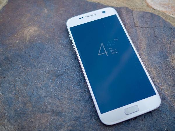 Thay mới mặt kính Galaxy S7 chính hãng