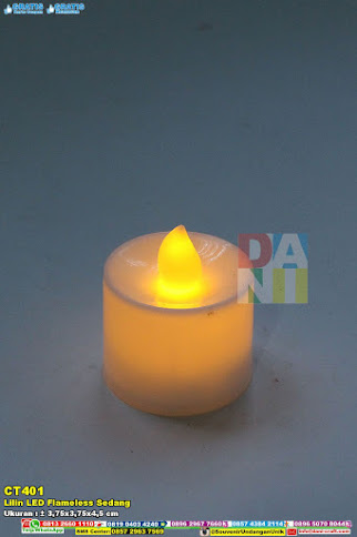Lilin LED Flameless Sedang
