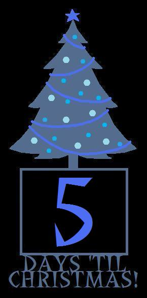 True Meaning Of Hope >> Love, Caroline Blog: 5 Days Until Christmas