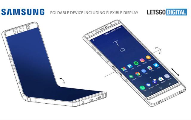 سلسلة اخبار التقنية .. سامسونج Galaxy X القابل للطي ثورة التقنية للعالم الجديد 2018