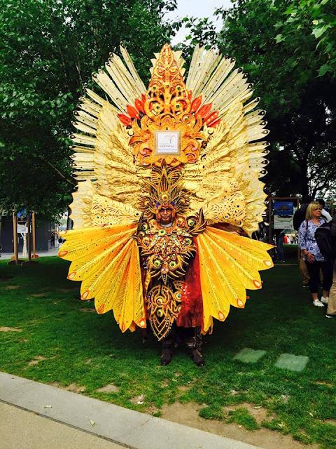 foto malang flower carnival 2016 di luar negeri