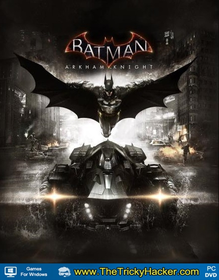 Batman Arkham Knight Free Download Full Version Game PC