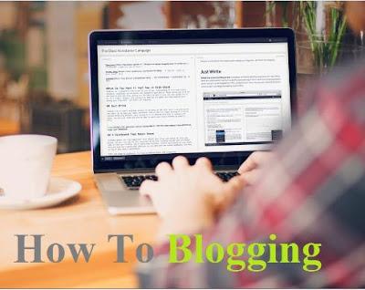 Blogger Blog Par Blogging Kaise Kare Full Details In Hindi
