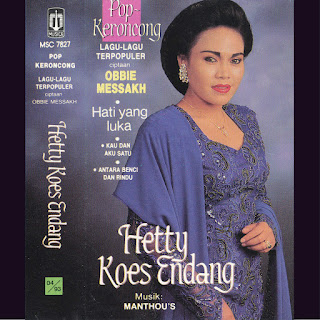 Hetty Koes Endang - Pop Keroncong Karya Obbie Messakh on iTunes
