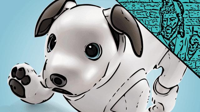 O que falta no AIBO para ser um cão robô perfeito? - Queimando Neurônios