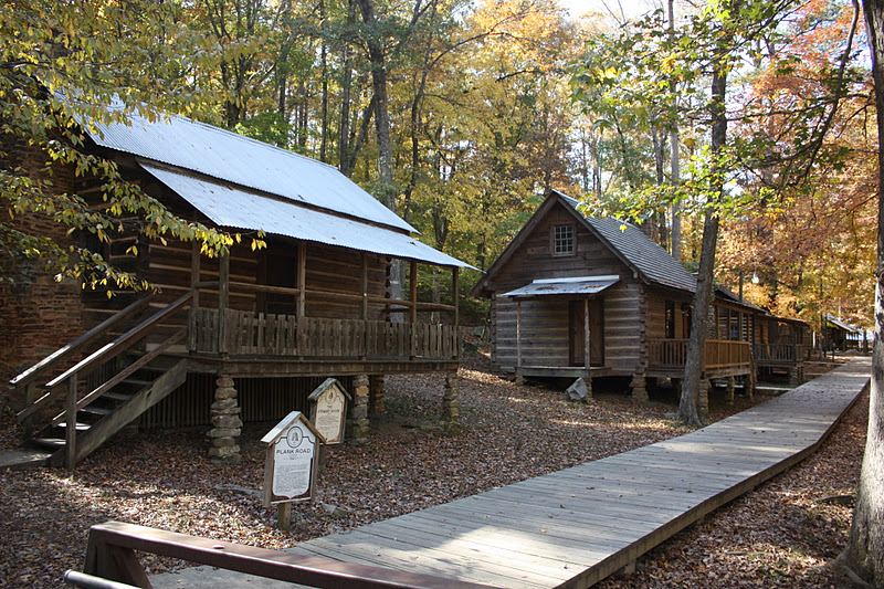 Kohuts Rving Adventures Tannehill Ironworks Historical State Park Al Oct 30 31st