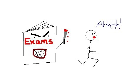 Lemieux Love: Exams