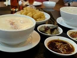 Kuliner Indonesia - Bubur Kwang Tung
