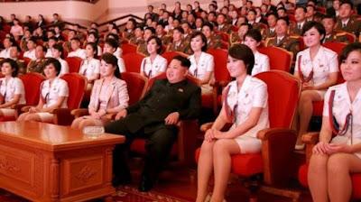 Kisah Tragis Gadis Penghibur Kim Jong Un, Usia 13 Tubuh Mulus & Siap Kapanpun Jika Tak Mau Mati