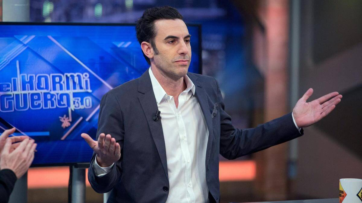 Sacha Baron Cohen's New TV Show Who Is America Launches