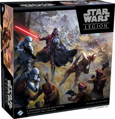 Fantasy Flight Games - Star Wars Legion Pre-Order
