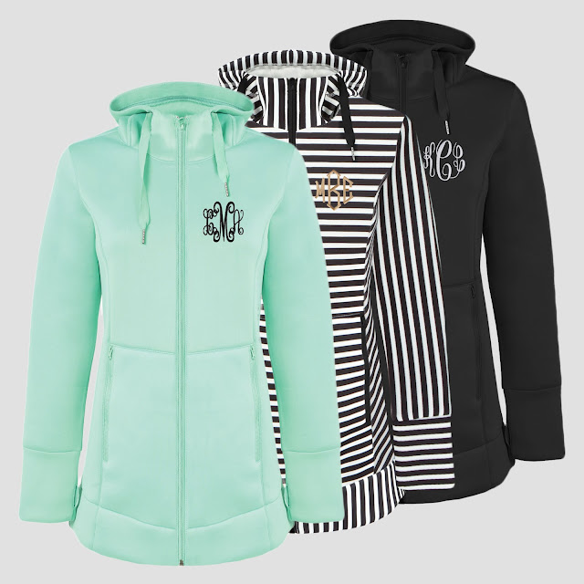 marleylilly, monograms, monogrammed jackets