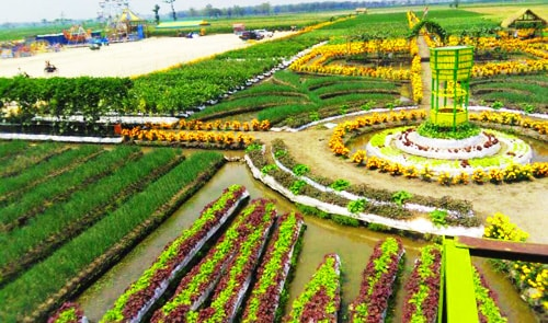 Taman Agro Jombang Wisata Baru Bernuansa Pedesaan Jatimberita