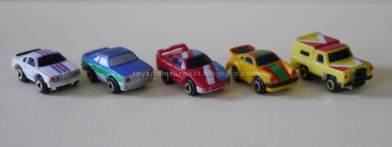 Micro Machines Car Dealer