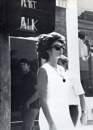 Anouk Aimee Model Shop 1969 movieloversreviews.filminspector.com