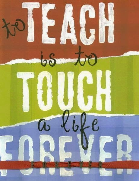 the teacher who changed my life Essays - largest database of quality sample essays and research papers on the teacher who changed my life.