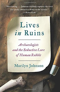 lives in ruins book cover by marilyn johnson