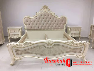 Luxury Set Room Furniture Jepara Carving