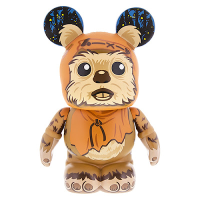 "Star Wars Ewok Vinylmation 9"" Vinyl Figure by Disney"
