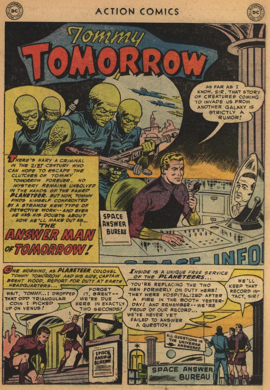 Action Comics (1938) 203 Page 16