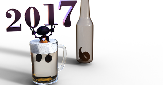 2017: New Year, New Stories, New Beers!